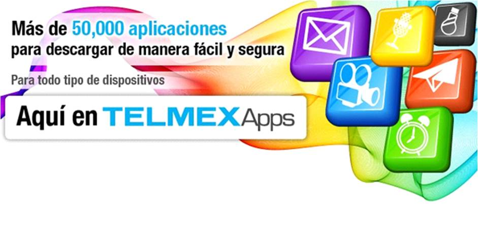 Telmex Apps